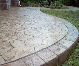 decorative concrete