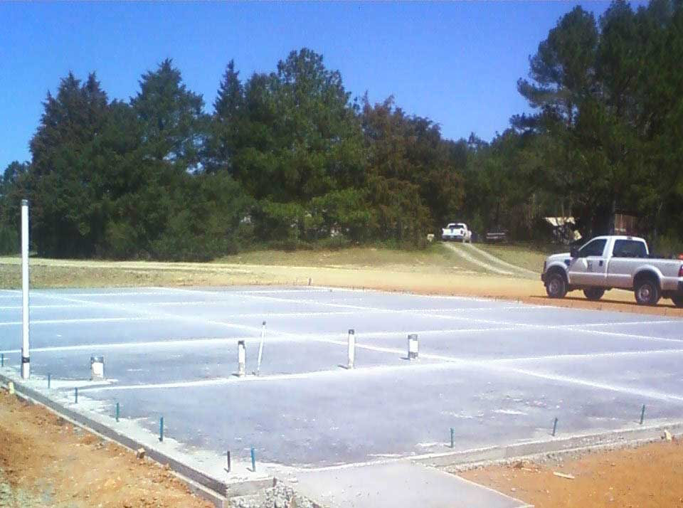 Concrete Slab Raleigh NC | We Do Concrete Cheap